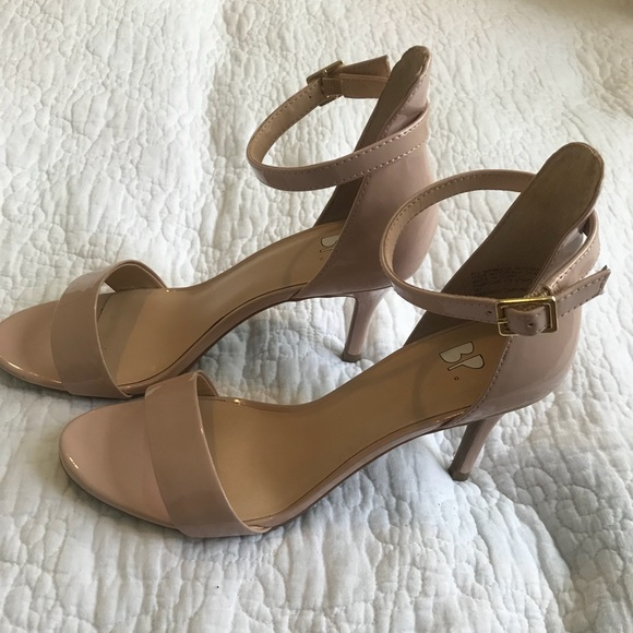 4c8f33b285 bp Shoes | Patent Nude Pink By Nordstrom Pumps | Poshmark